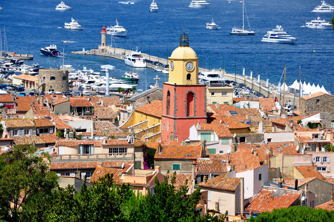 Village-Saint-Tropez-Vue
